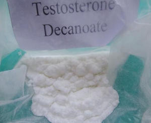 Muscle Steroid Raw Powder Testosterone Decanoate Anabolic CAS 5721-91-5